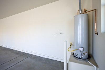 Gas & Electric Water Heater